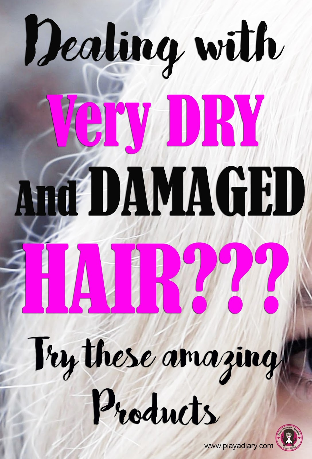 4 Most Amazing Products for Bleached Hair