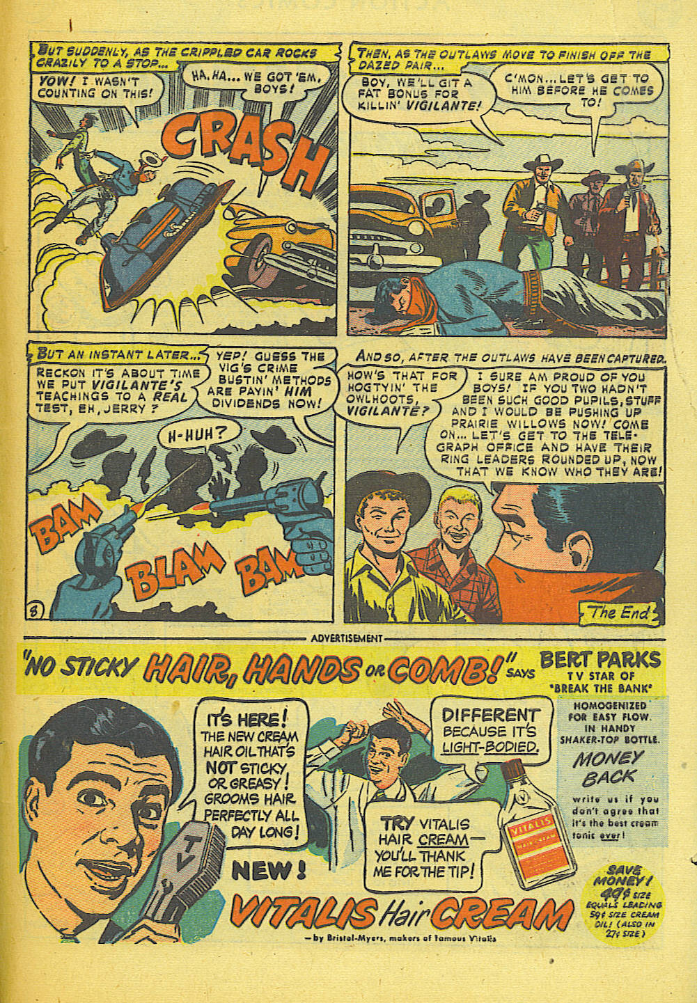 Read online Action Comics (1938) comic -  Issue #168 - 34