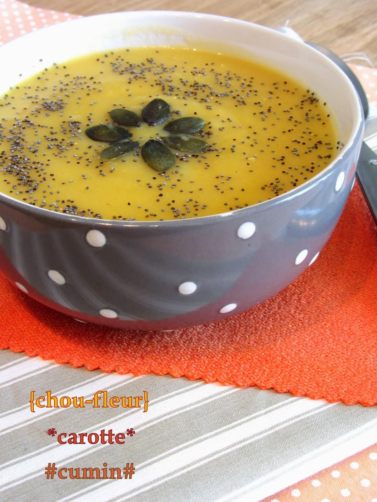 Tomate Sans Graines Green Lifestyle Veloute De Chou Fleur Et