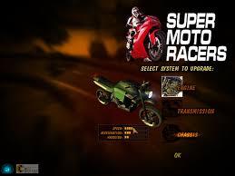 تحميل لعبة سباق الموتوسيكلات السوبر للكمبيوتر برابط مباشرSuper Moto Racers game