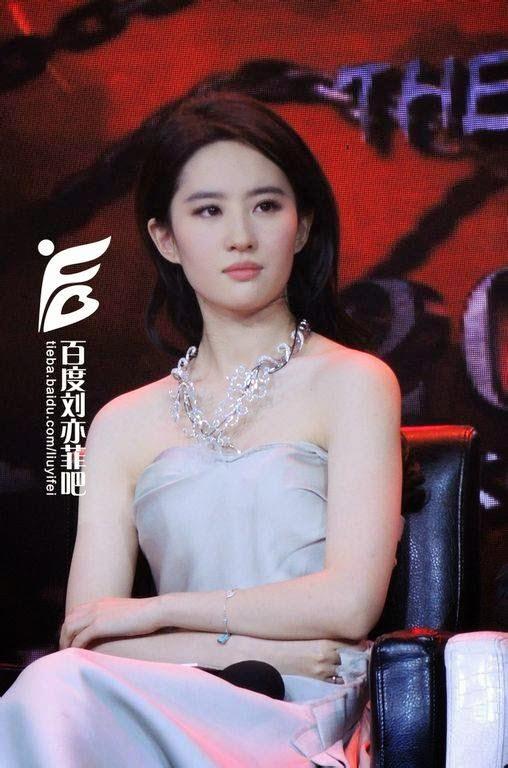 Liu yifei is angry — photo 13
