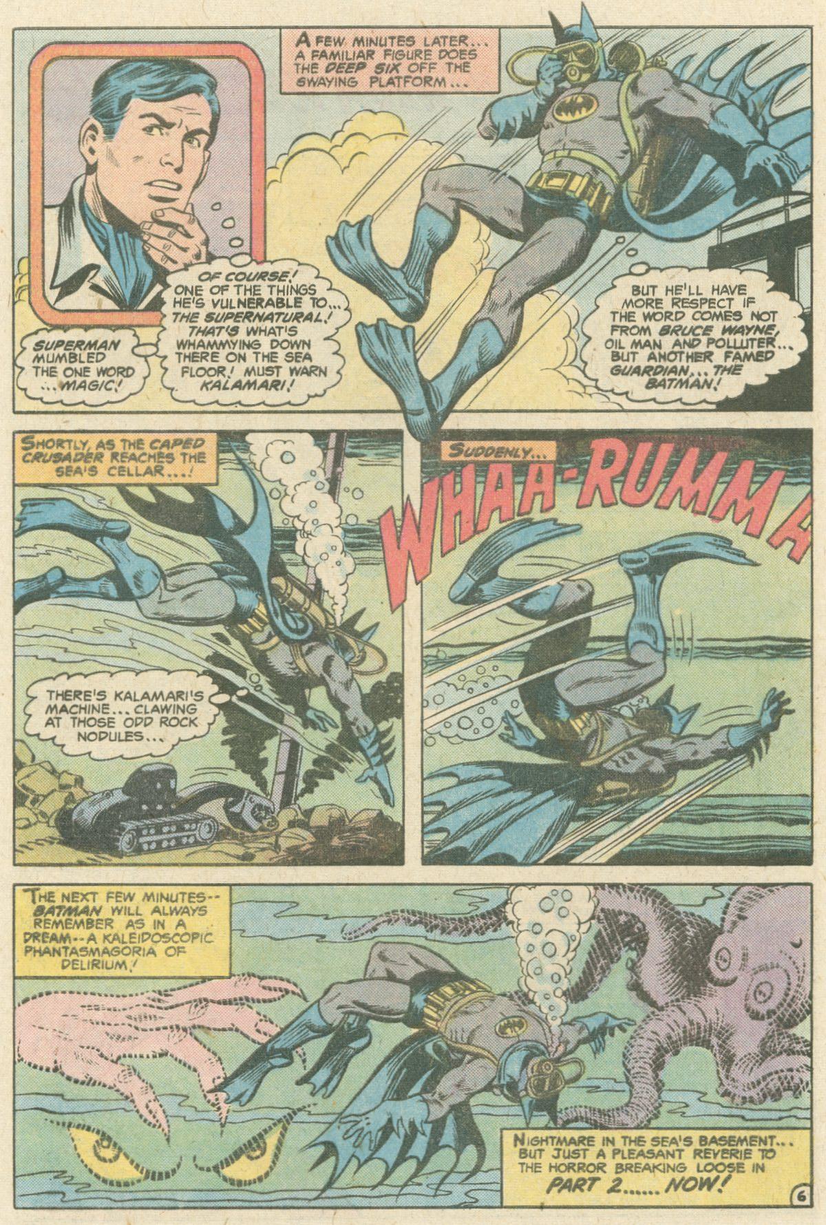 Read online World's Finest Comics comic -  Issue #249 - 7