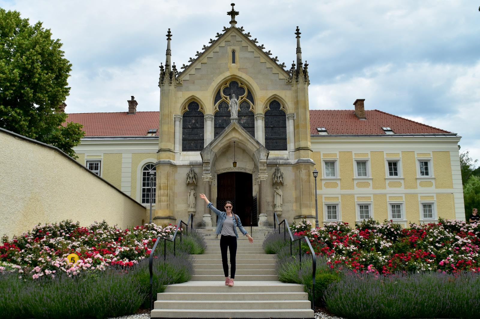 tip na výlet: Schloss Mayerling, Österreich