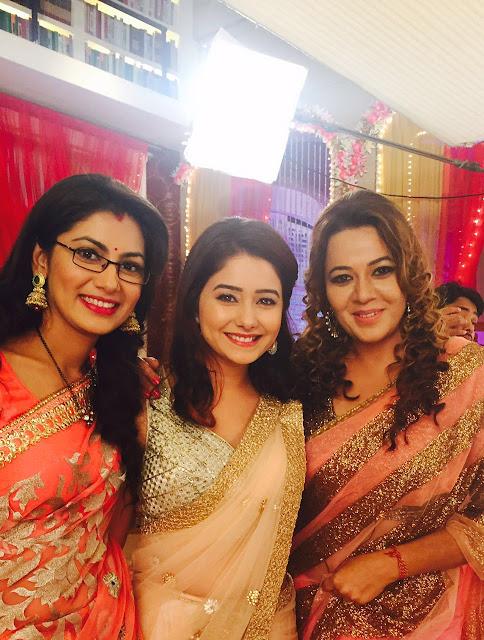 Sriti Jha, Leena Jumani and Roma Navani