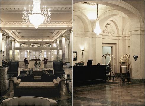 Fairmont Palliser Hotel Calgary Alberta