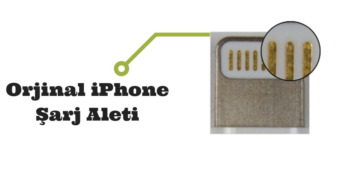 lightning aleti iphone orjinal