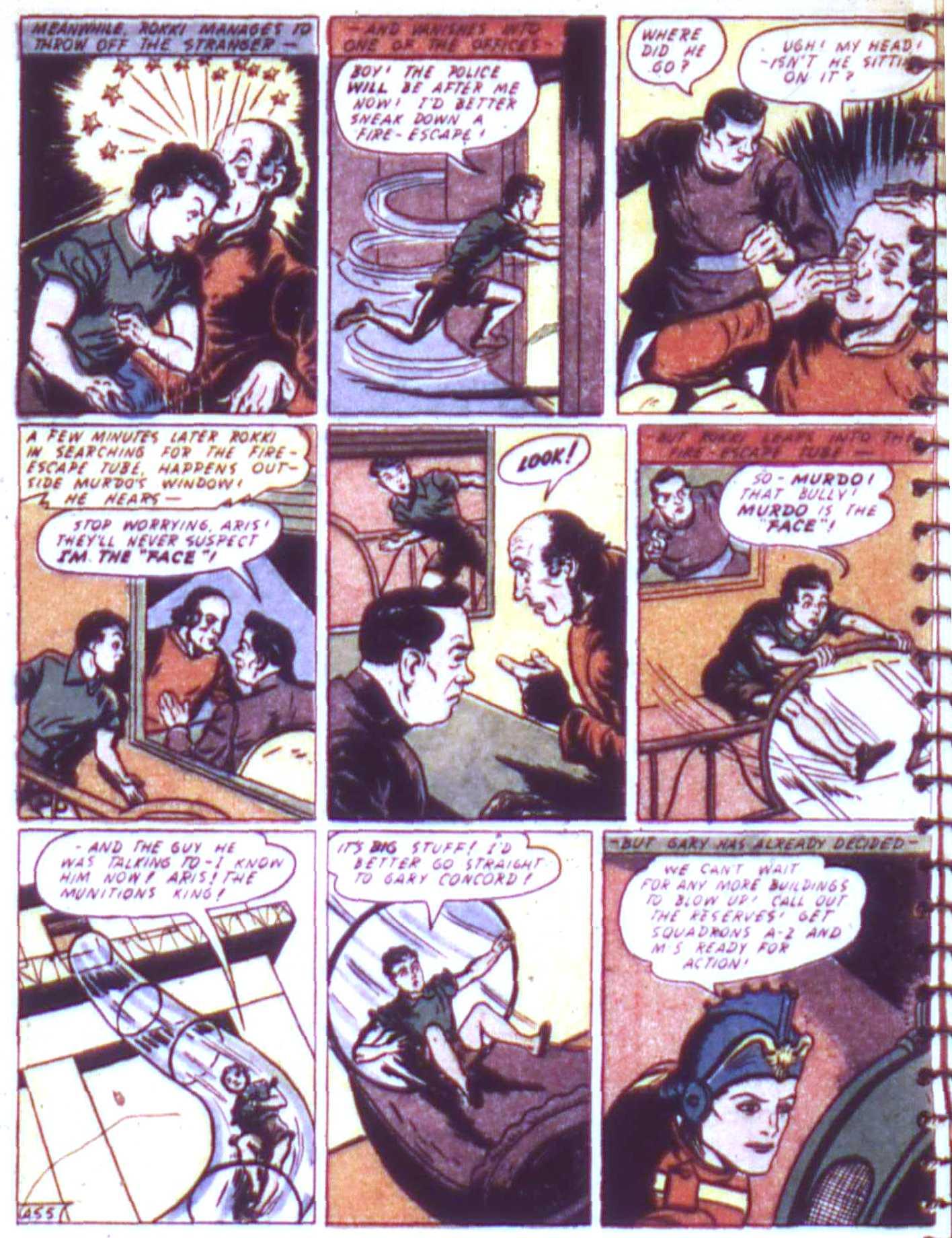 Read online All-American Comics (1939) comic -  Issue #17 - 32