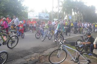 Fun Bike Sebagai Ajang Silaturahmi