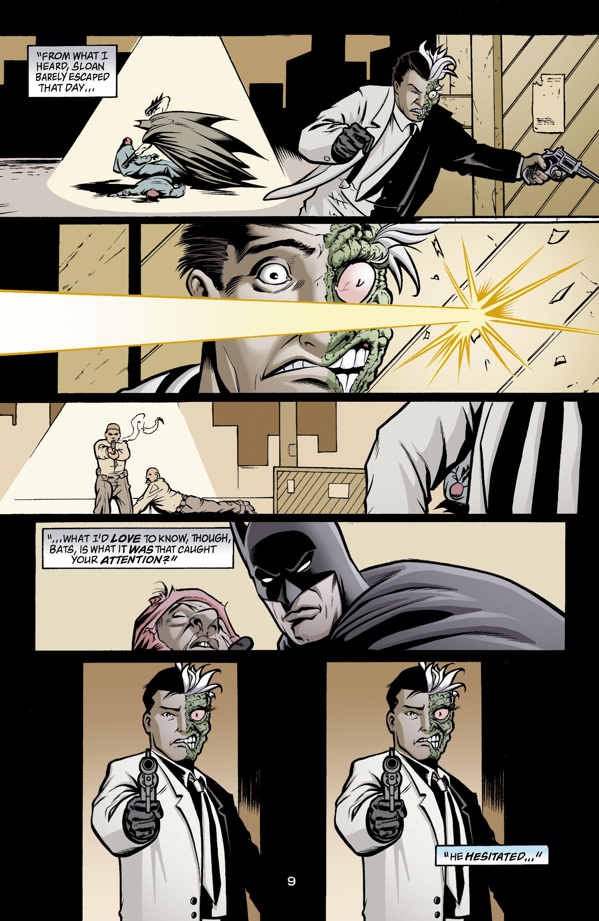 Detective Comics (1937) 781 Page 9