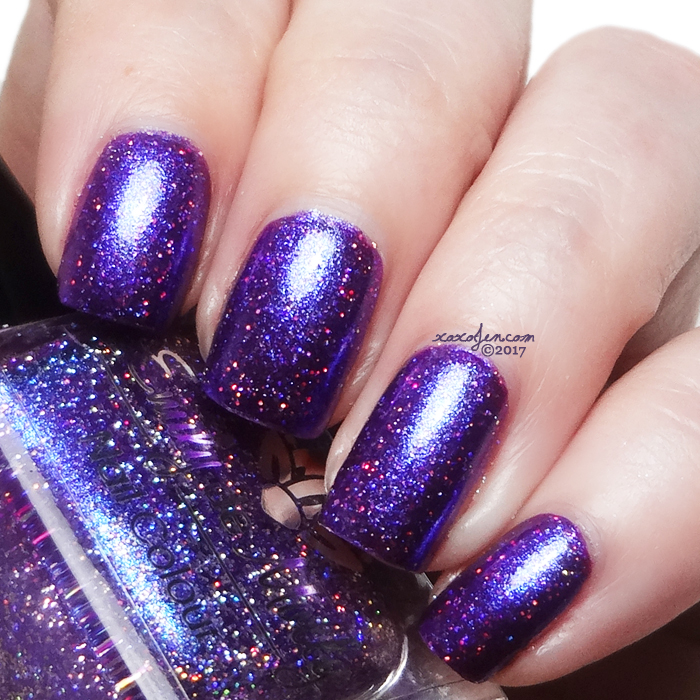 xoxoJen's swatch of Emily de Molly Quest for Immortality