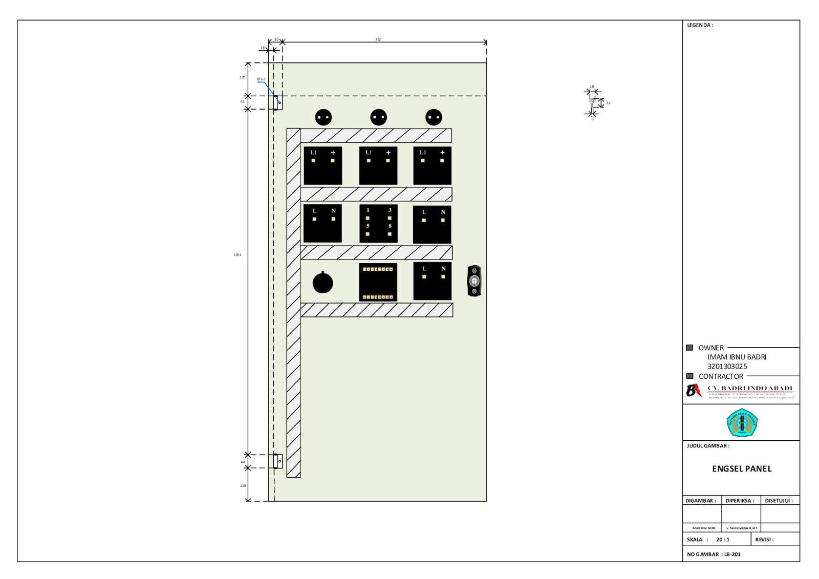 Engsel Panel