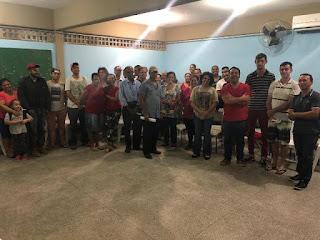 Sandra anuncia R$ 250 mil para construção do Centro Comunitário do Capinzal: recurso enviado pelo Deputado Federal Paulo Teixeira