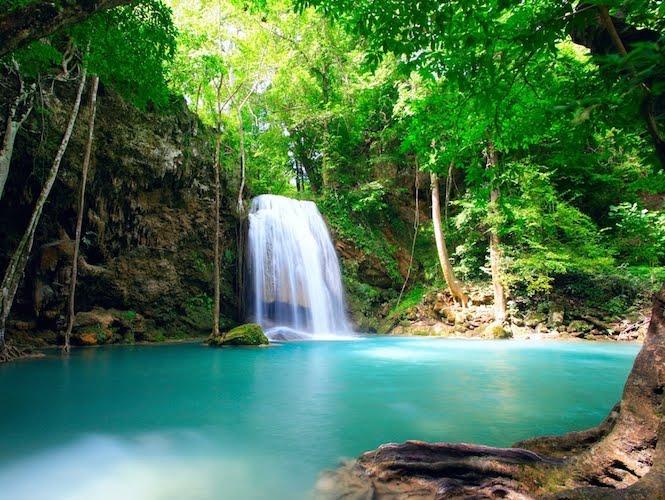 Thailand Waterfall