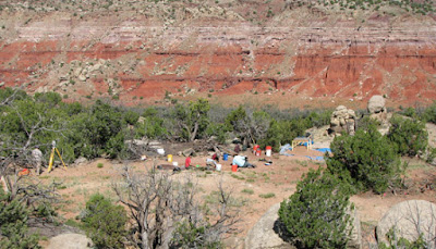 Second Clovis people kill site found in New Mexico