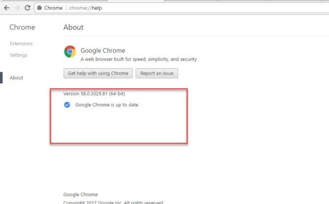 Download Google Chrome 58 Offline Installers For All
