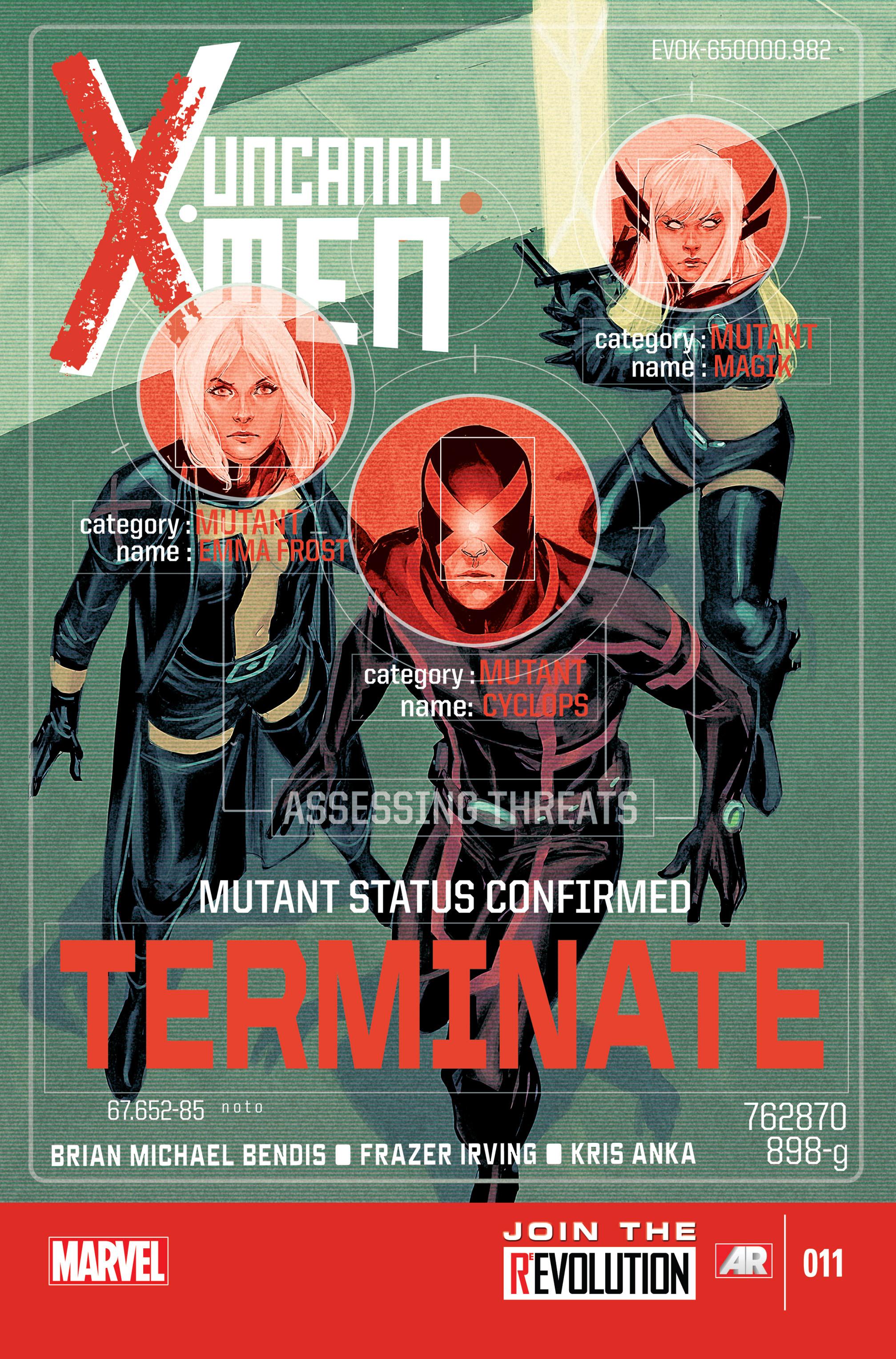 Read online Uncanny X-Men (2013) comic -  Issue # _TPB 2 - Broken - 97