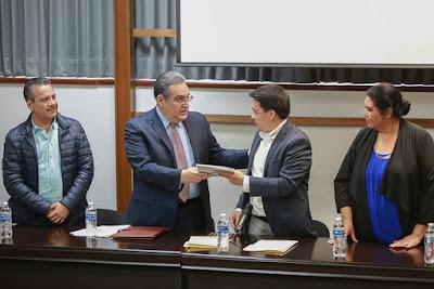 Recibe Comisión de Justicia y Derechos Humanos primer informe de actividades de la CEDH