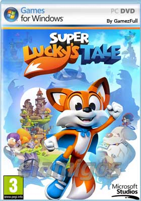 Super Luckys Tale PC [Full] Español [MEGA]