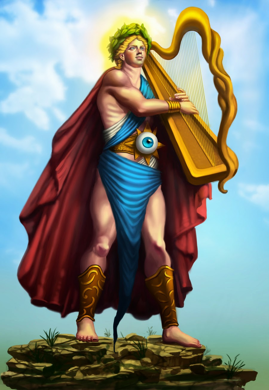 apollo of greek New pictures mythology