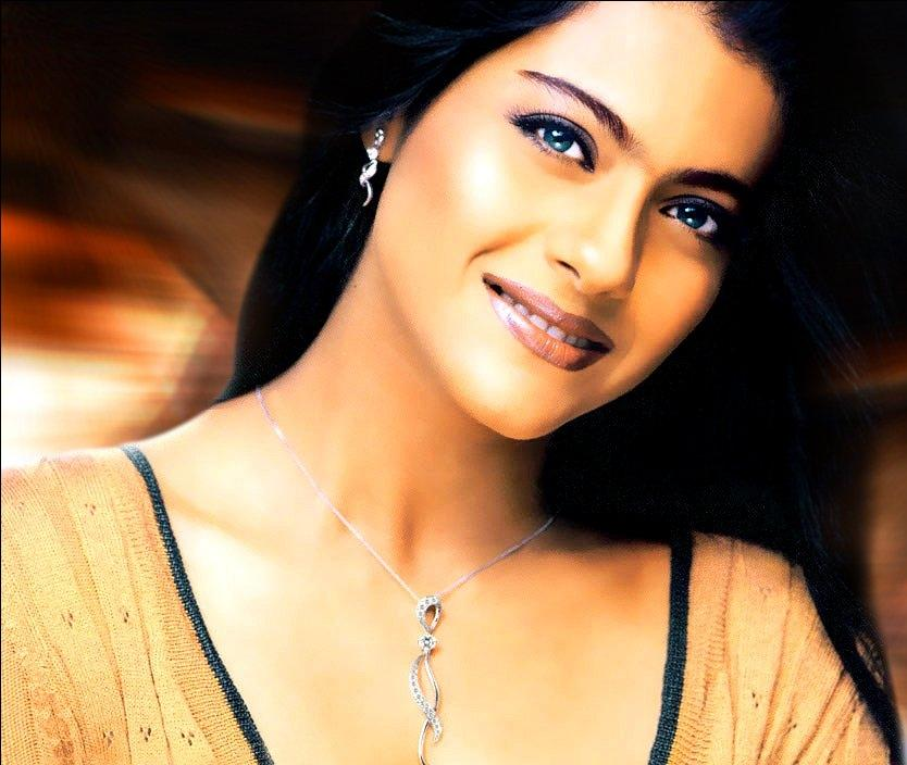 Actress Desktop Pics: Beautiful Bollywood Heroine Kajol