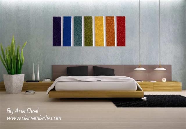 Danami Arte by Ana Oval El arte en 3D chicanddeco