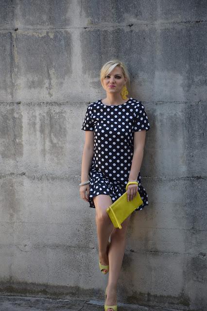 outfit abito stampato come abbinare un abito stampato mariafelicia magno fashion blogger colorblock by felym fashion blogger milano blogger italiane di moda outfit estivi blogger outfit settembre 2016