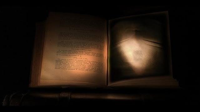 Buku Menakutkan