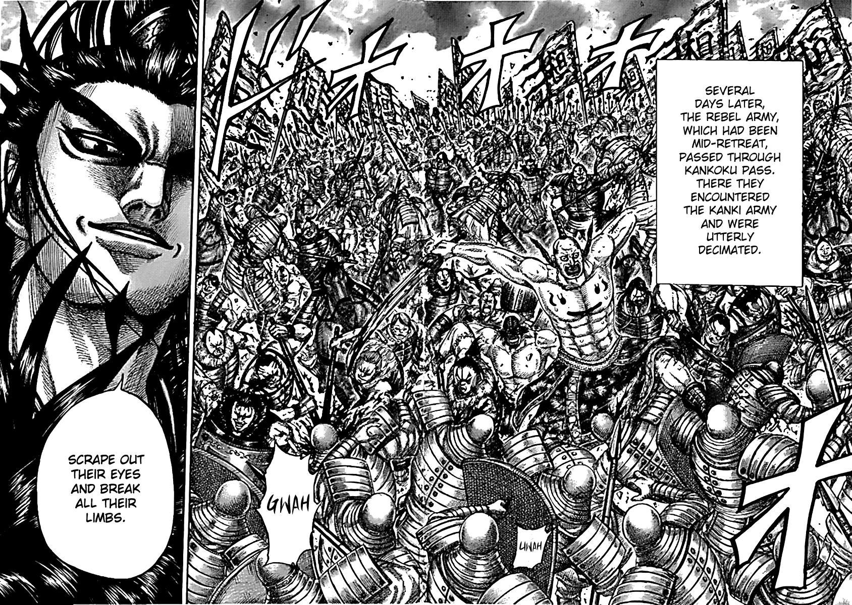 Kingdom - Chapter 438