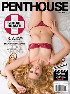 Revista Penthouse USA-Noviembre 2015 PDF Digital