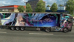 Mercedes MP4 Append skin + trailer