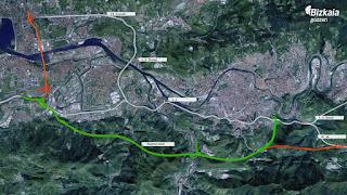 Proyecto del túnel de la ría