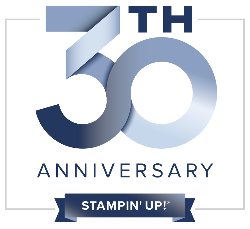 Stampin' Up! 30 year logo