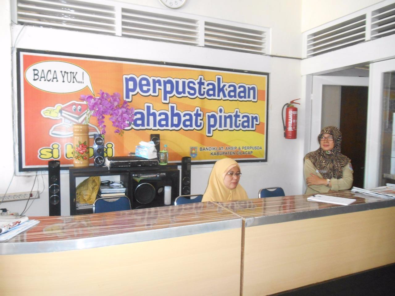 Konsep Dasar Perpustakaan Desa