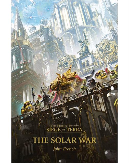 Guerra Solar, El Asedio de Terra