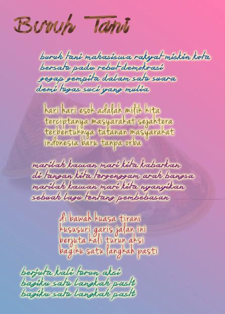 Download Lagu Marjinal Buruh Tani Mahasiswa : download, marjinal, buruh, mahasiswa, Lirik, Buruh, Arsia