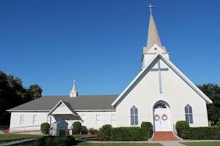 Iglesia en Pierson