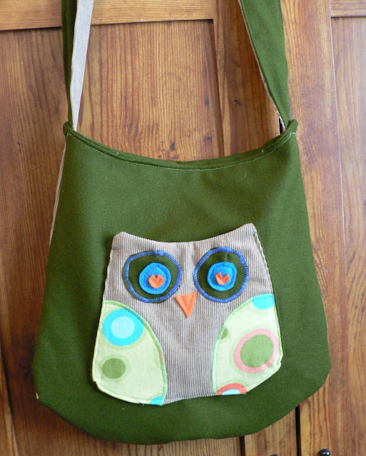 Owl Purse craft