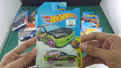 Hot Wheels Treasure Hunt Fandango