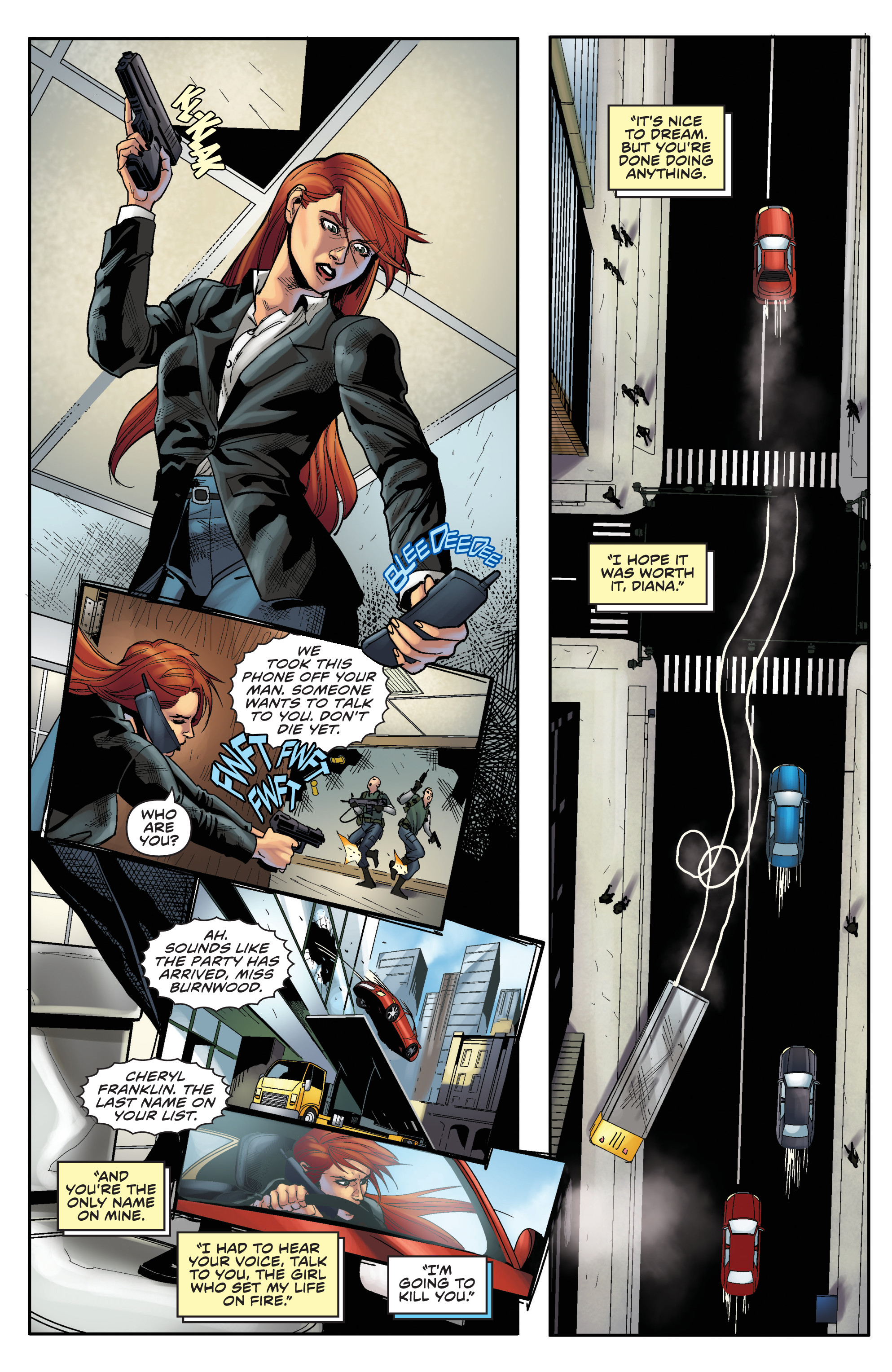 Agent 47 Birth Of The Hitman 4 Read Agent 47 Birth Of The Hitman Issue 4 Page 25