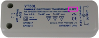 Electronic transformer 0-50 watt load requirement