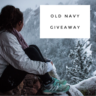 Enter the Old Navy Giveaway. Ends 1/19. Open WW