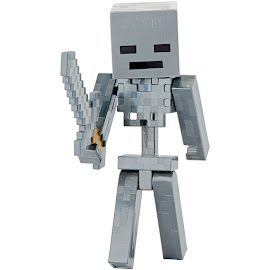 Minecraft Skeleton Survival Mode Figure