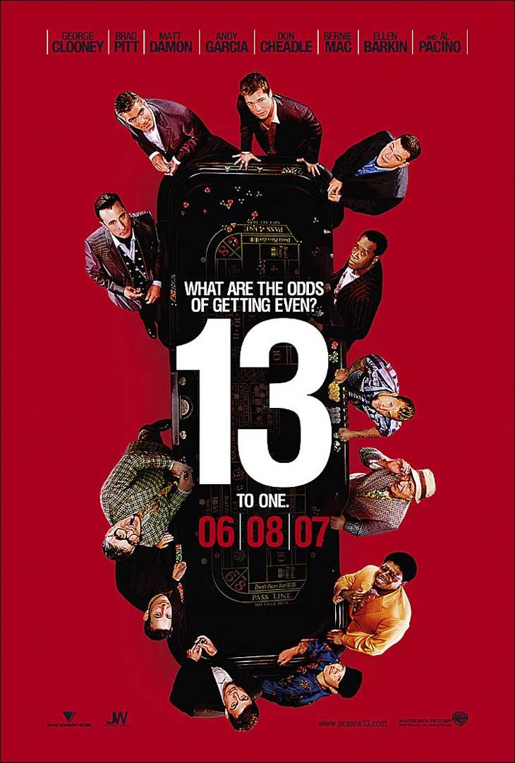 Xem Phim 13 Tên Cướp Thế Kỷ 2007