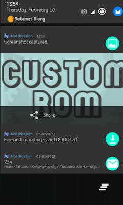 Custom Rom MT6572 JB 4.2.2 (Base Stockrom Evercoss A7T) Terbaru