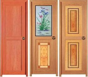 Lebih Baik Pintu Kamar Mandi PVC, Kaca Atau Alumunium - PVC