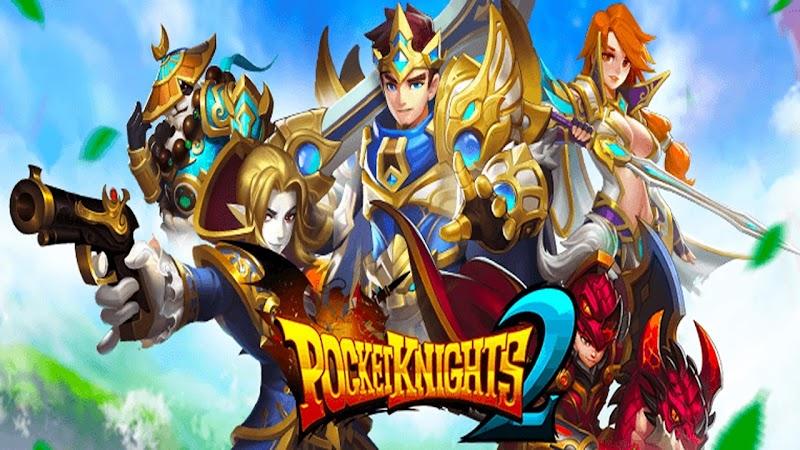 Pocket Knights 2 v1.3.4 Apk Mod