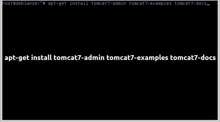 tomcat debian instalação e configuração