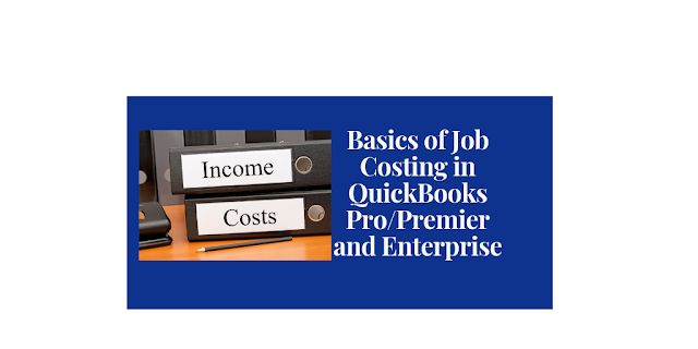 How to Use QuickBooks For Job Costing - Understanding Job Cost Reports