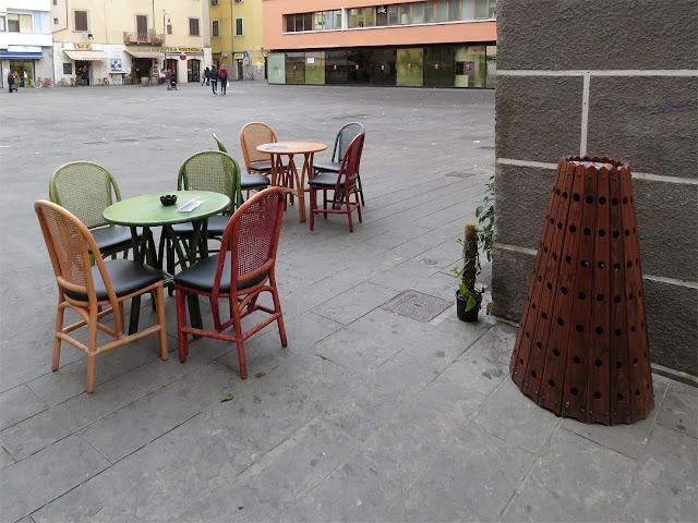 Piazza Cavallotti, Livorno