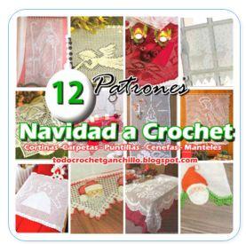 patrones-de-tapetes-navideños-crochet
